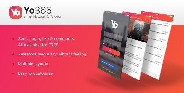 Yo365 - Smart Network of Videos - CodeCanyon Item for Sale
