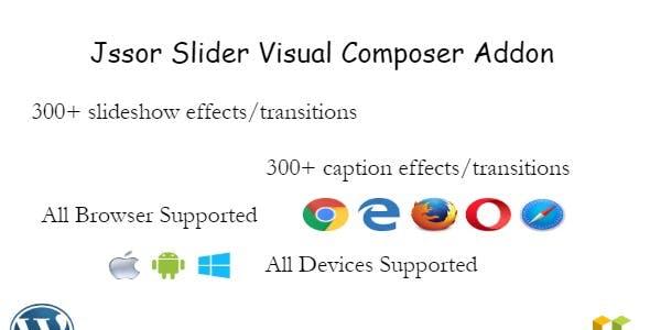 Jssor Slider Visual Composer Addon