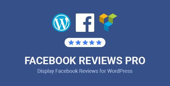 Facebook Reviews Pro WordPress Plugin by NinjaTeam | CodeCanyon