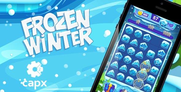 Frozen Winter Match 3