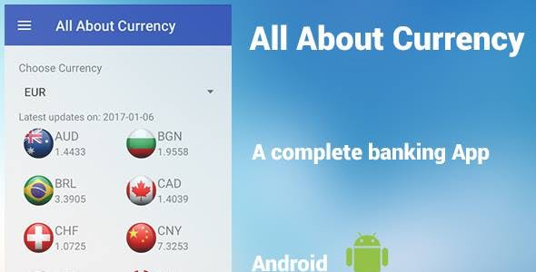 All About Currency