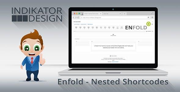 Enfold - Nested Shortcodes