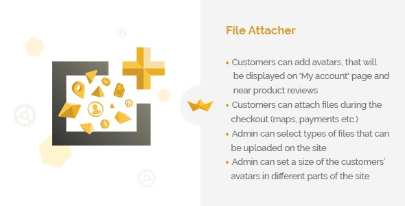 File Attacher - CodeCanyon Item for Sale