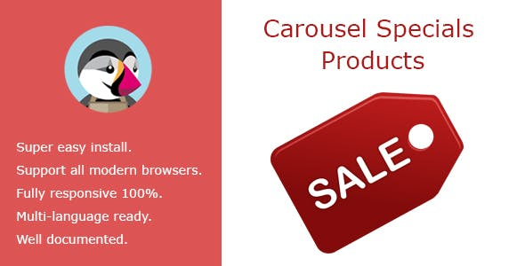 Carousel Specials Products