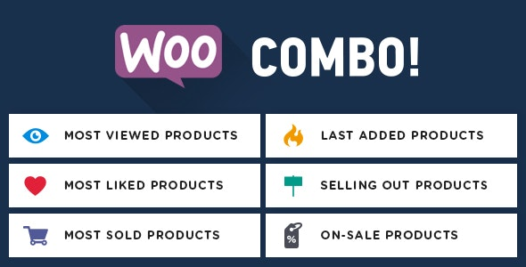WooCombo - Multifunctional WooCommerce Widgets and Tabs - CodeCanyon Item for Sale