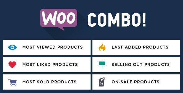 WooCombo - Multifunctional WooCommerce Widgets and Tabs