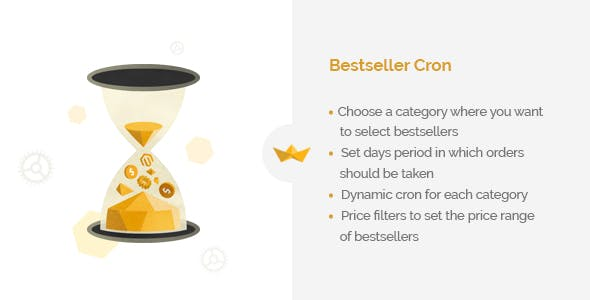 Bestseller Cron