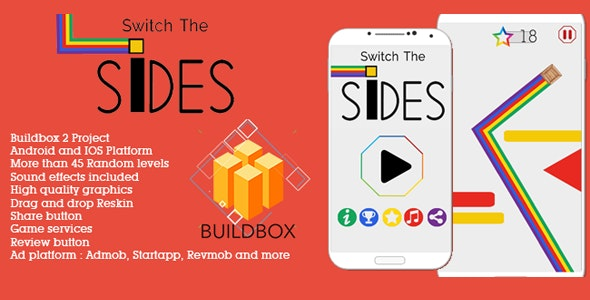 Switch The Sides - CodeCanyon Item for Sale