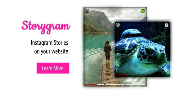 Instagram Widget   Instagram Plugin for WordPress - CodeCanyon Item for Sale