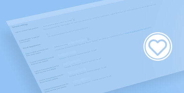 Wordpress Wishlist Plugin by Briarcode