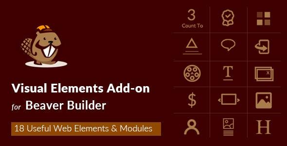 Visual Elements Addon For Beaver Builder
