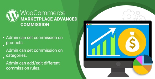 Marketplace Advanced Commission Plugin for WooCommerce - CodeCanyon Item for Sale
