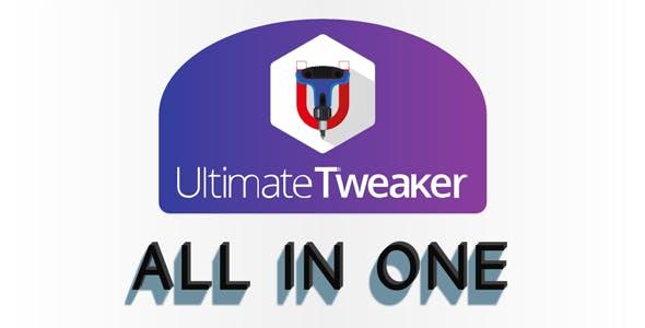 Ultimate Tweaker for WordPress        Nulled