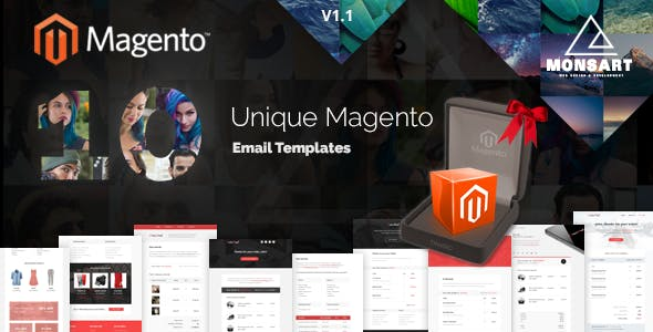 Magento Custom Email Templates PRO