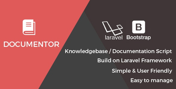 Documentor - Easy Doumentation & Knowledge base PHP Script - CodeCanyon Item for Sale