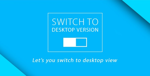 Switch to desktop/mobile version - CodeCanyon Item for Sale