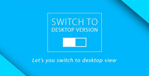 Switch to desktop/mobile version