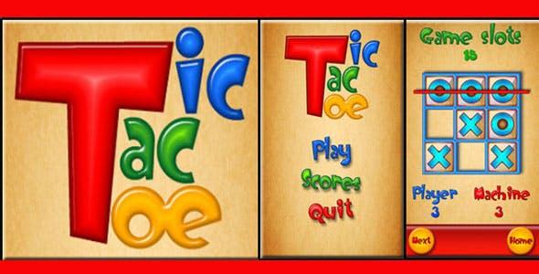 Tic-Tac-Toe Unity3D Source Code