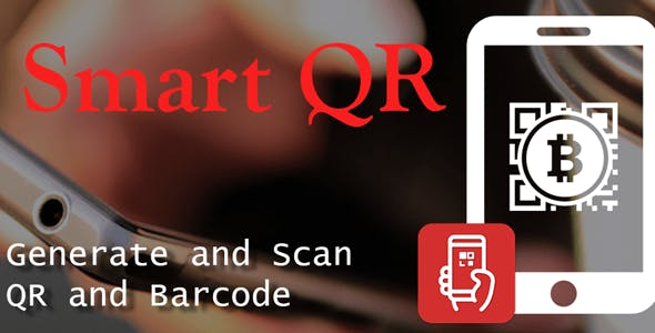 Smart QR Code - Android with Admob