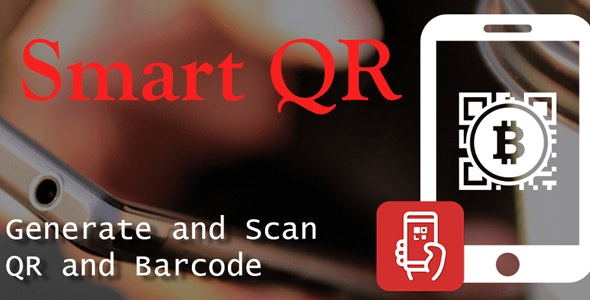 Smart QR Code - Android with Admob - CodeCanyon Item for Sale