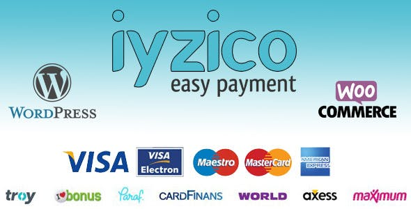 iyzico Payment Gateway for WooCommerce