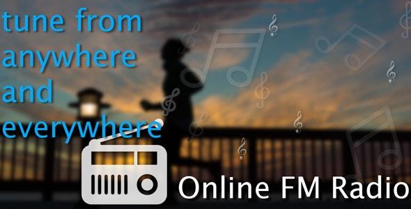 Online FM Radio with Admob (iOS - Swift) - CodeCanyon Item for Sale