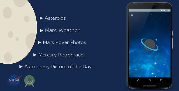 Daily Astronomy Application