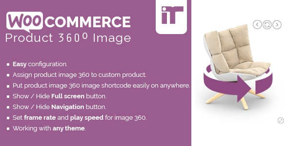 WooCommerce Product 360 Image - CodeCanyon Item for Sale