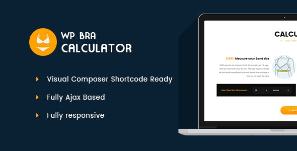 WP Bra Calculator - WooCommerce Addon