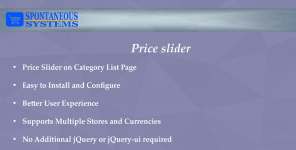 Price Slider Magento2 Extension - CodeCanyon Item for Sale