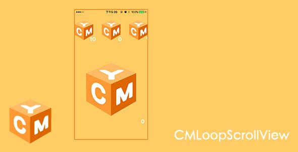 CMLoopScrollView