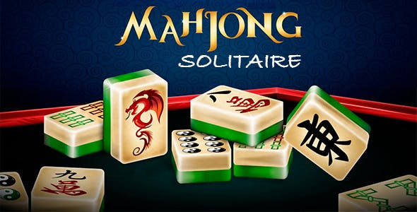 Mahjong Solitaire - Android Game Template