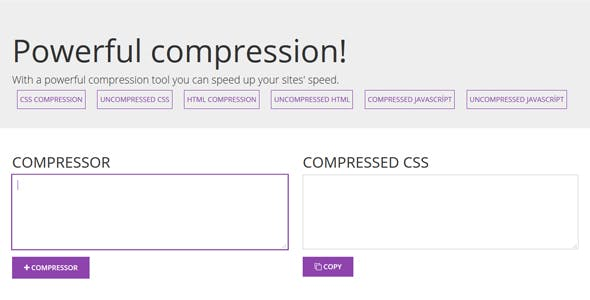 HTML PHP Scripts from CodeCanyon