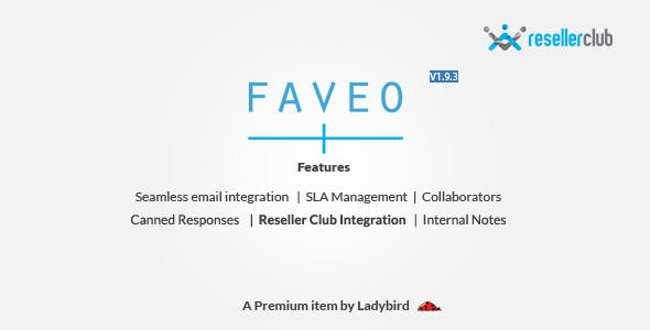 Faveo HELPDESK for ResellerClub - Lite Edition