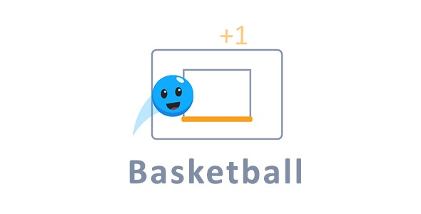 Basketball  Android, Ios Game  BUILDBOX files - CodeCanyon Item for Sale