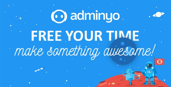 adminyo - Intelligent WordPress Admin