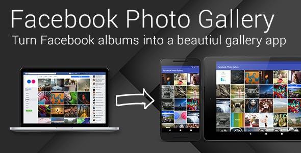 Facebook Photo Gallery