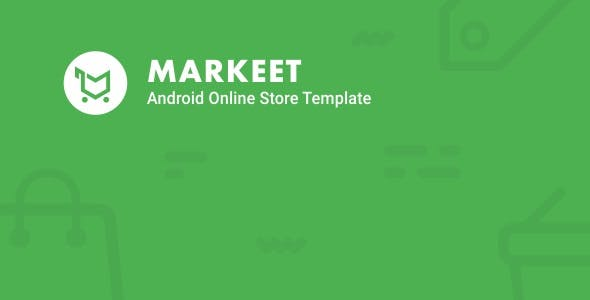 Markeet - Android Online Store 2.3