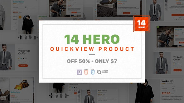 Product Quickview - CodeCanyon Item for Sale