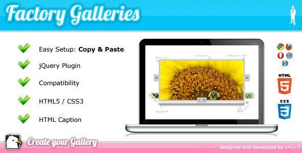 Factory Galleries jQuery Plugin - CodeCanyon Item for Sale