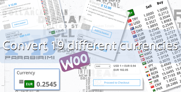 TCMB Currencies Converter