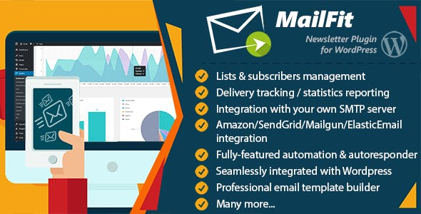 MailFit - Newsletter Plugin for Wordpress
