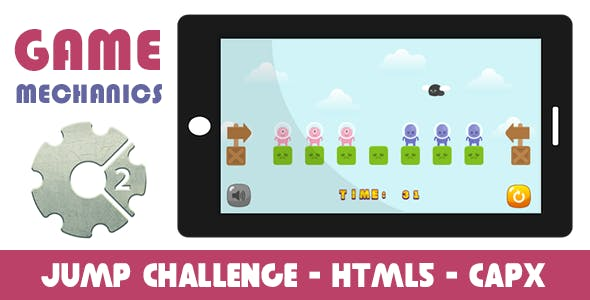 Jump Challenge - Game Mechanic(.capx)
