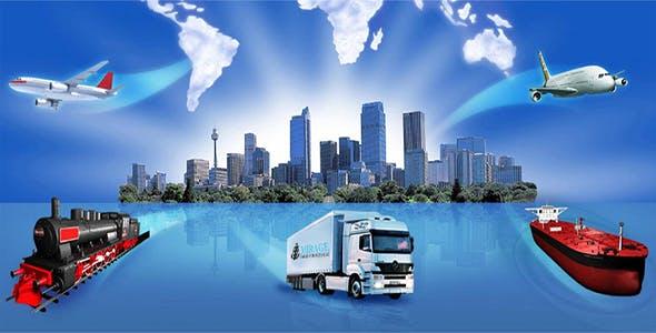eCourier & Cargo Management System