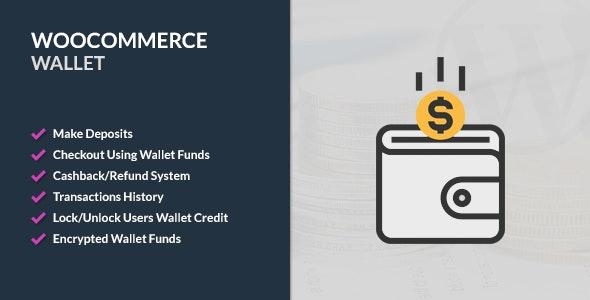WooCommerce Wallet v2.8.1 Nulled