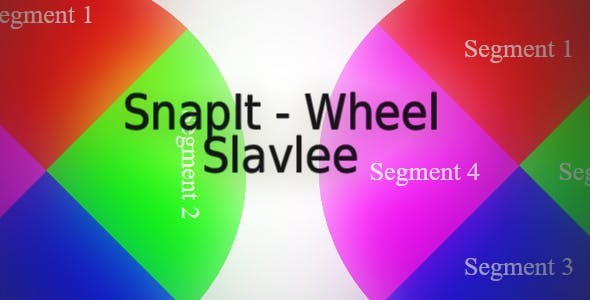 SnapIt - Wheel - Slavlee
