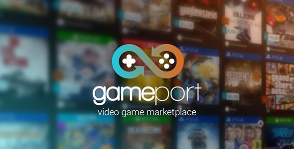 GamePort - Video Game Marketplace - CodeCanyon Item for Sale
