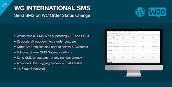 WooCommerce International SMS