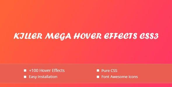Killer -  Hover Effects