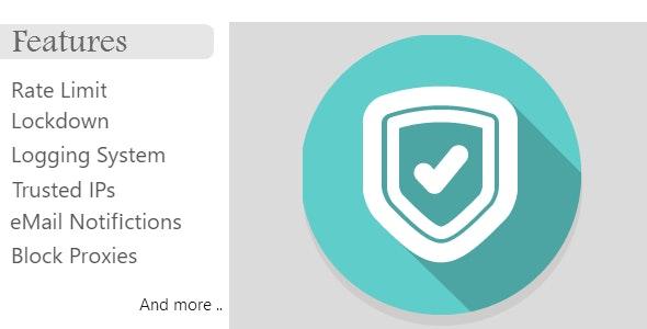 Qaidi DDoS Protection - Wordpress plugin - CodeCanyon Item for Sale
